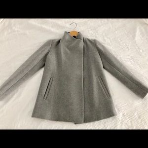 Vince Coat (light/dark Grey)